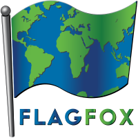 Flagfox logo (not for reuse)